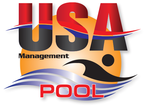 USA Pools Management Logo